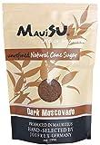 MauiSu - Dark Muscovado Rohrzucker - 500g - ohne Zusatzstoffe - dunkler Rohrzucker