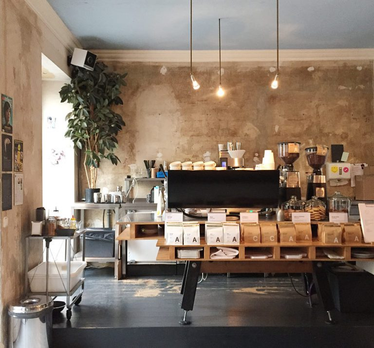 Kaffeebar bei bonanza in berlin