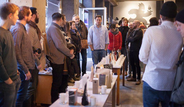 thirdwavewichteln cuptasting bei Woyton in Düsseldorf