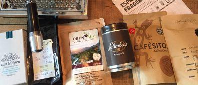Crema Magazin Espresso Test