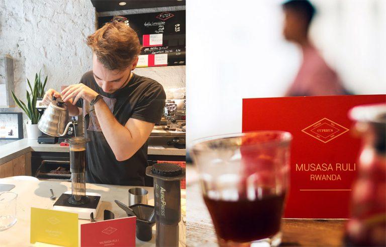 cuperus koffie antwerpen