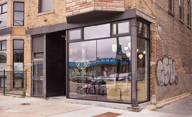 Bowtruss Coffee Roasters Chicago