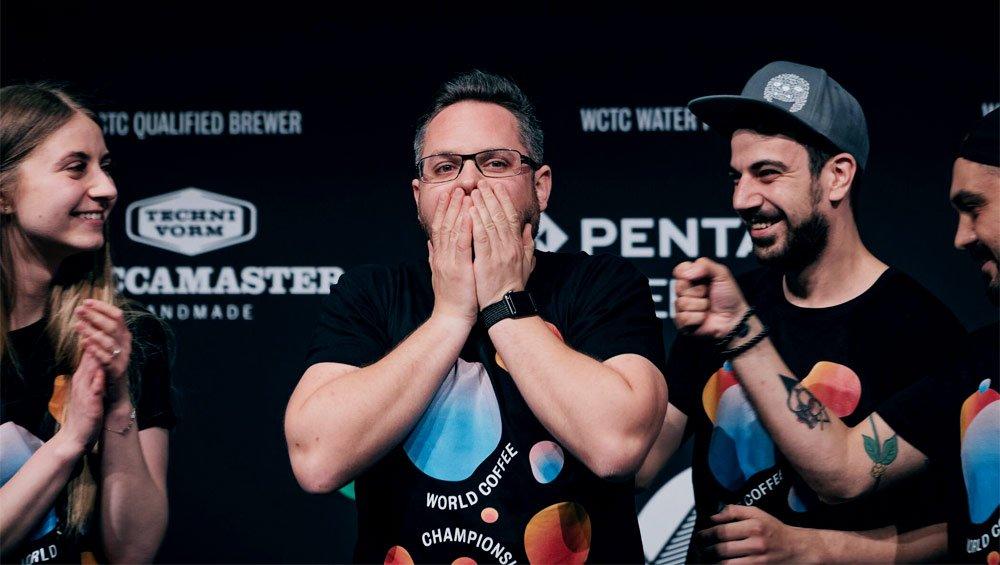 Sinan Muslu zieht ins Finale der Cezve/Ibrik Championships ein