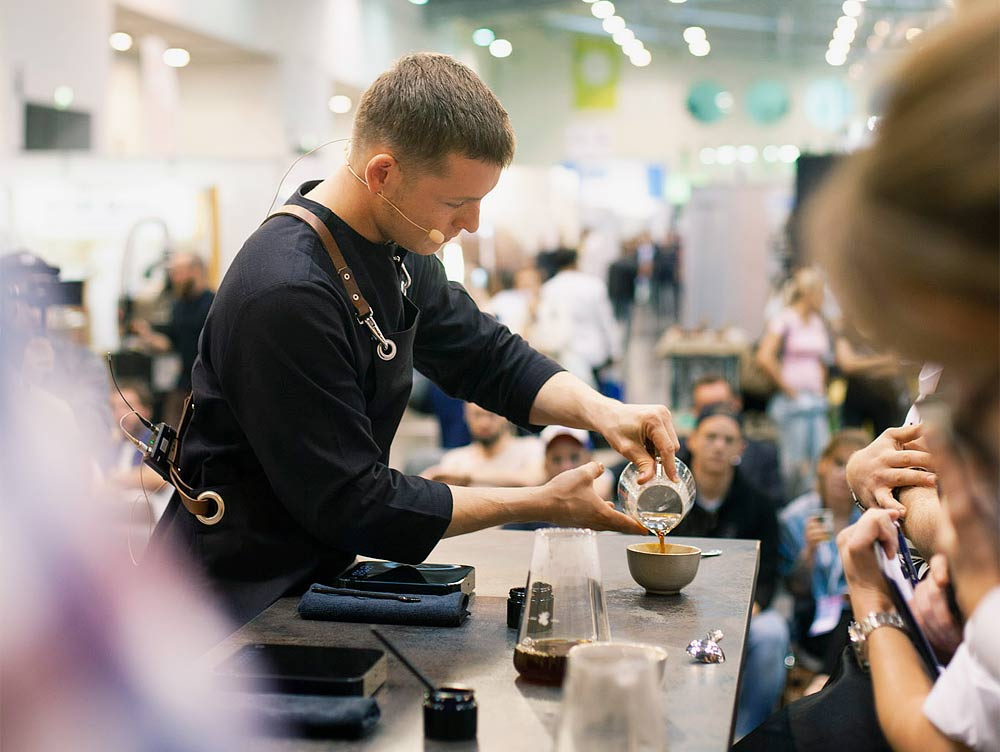 Brewers Cup trauth fabrikate Schürze