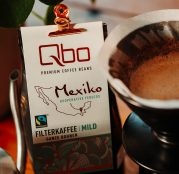 Qbo Premium Coffee Beans