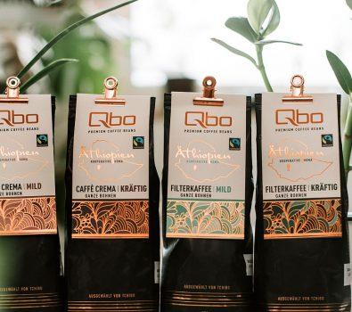 Tchibo Qbo Premium Coffee Beans Äthiopien
