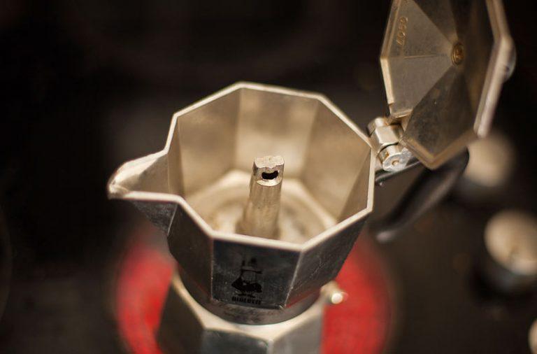 Die Bialetti Herdkanne Espressokocher