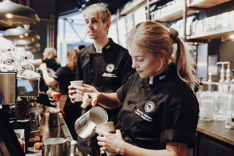 Barista Coach Espressohouse Hamburg