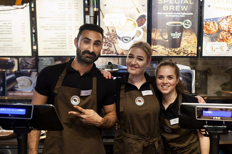 Barista Team Espresso House