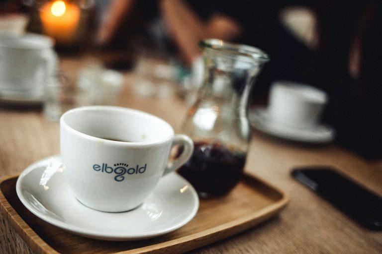 Hamburg Cafe Elbgold