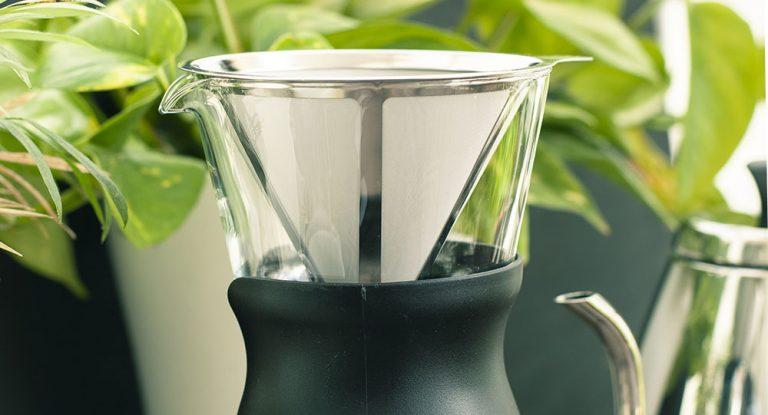 Kaffeefilter ohne Papier